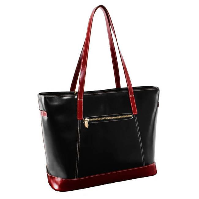 Mcklein Serafina 97565 skórzana torba damska pojemna