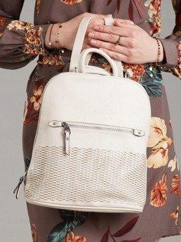 82fffc73019dc Wyjątkowe plecaki damskie w sklepie Skorzana.com!
