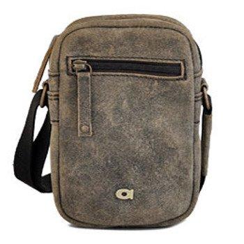 Skórzana torba unisex brązowa DAAG JAZZY RISK 157