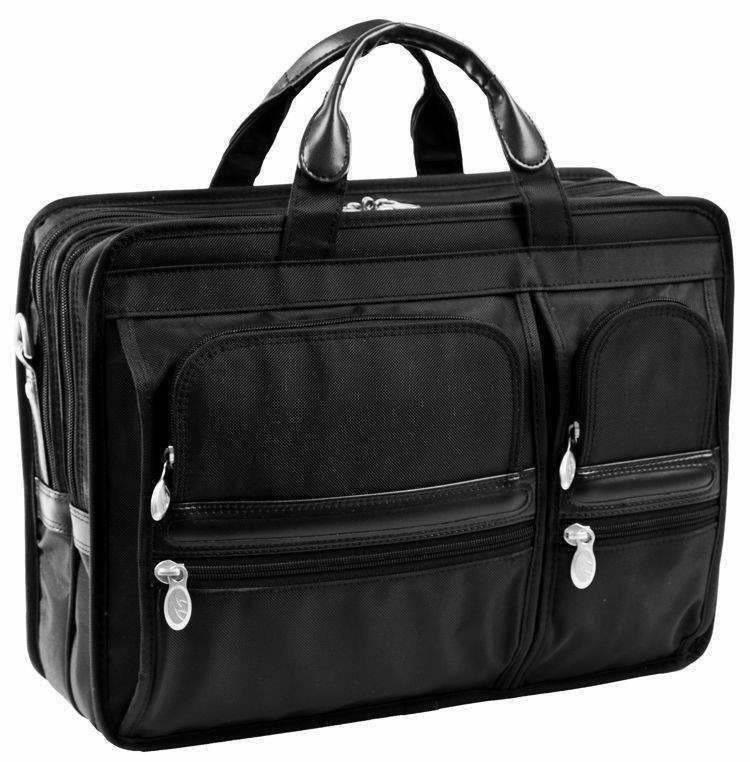 578440f0afbfb Nylonowa torba na laptopa 17