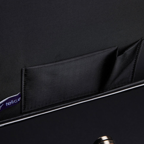 Kopertówka damska Felice F13B czarna