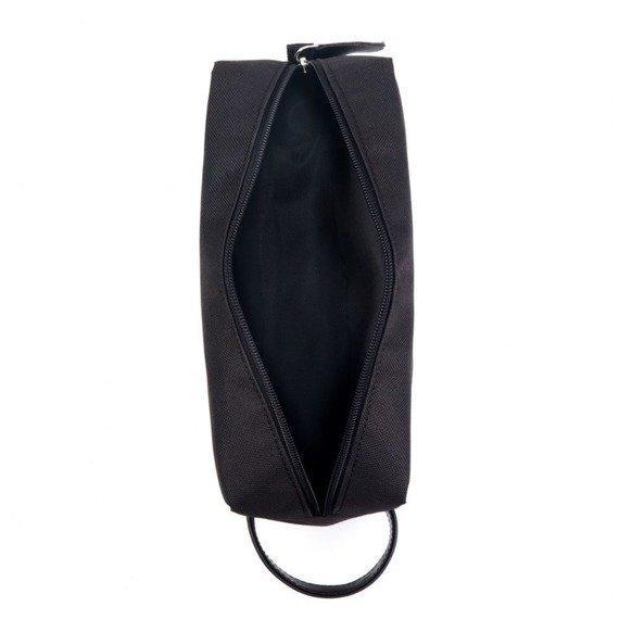 Kosmetyczka męska materiałowa Solier SK03 czarna