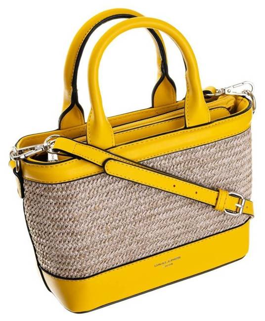 Koszyk damski żółty David Jones CM5726 YELLOW