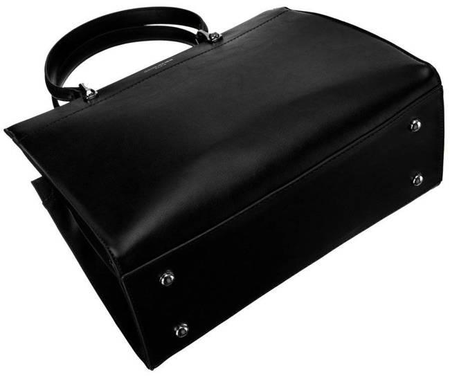 Kuferek czarny David Jones CM6059 BLACK