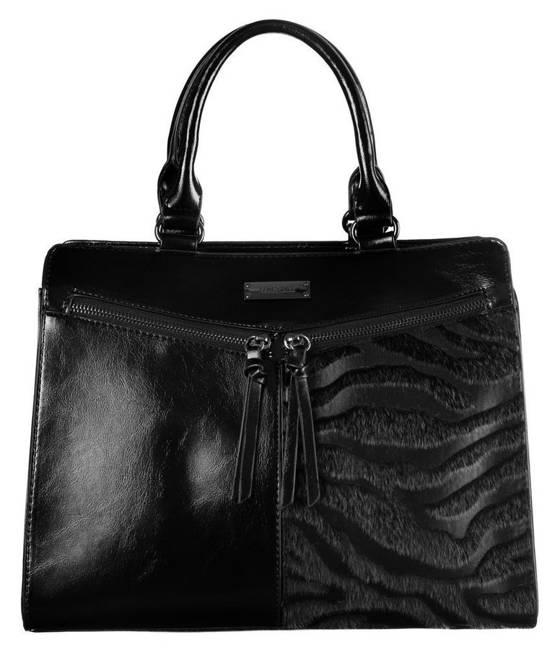 Kuferek damski czarny FemeStage BAG2950-020