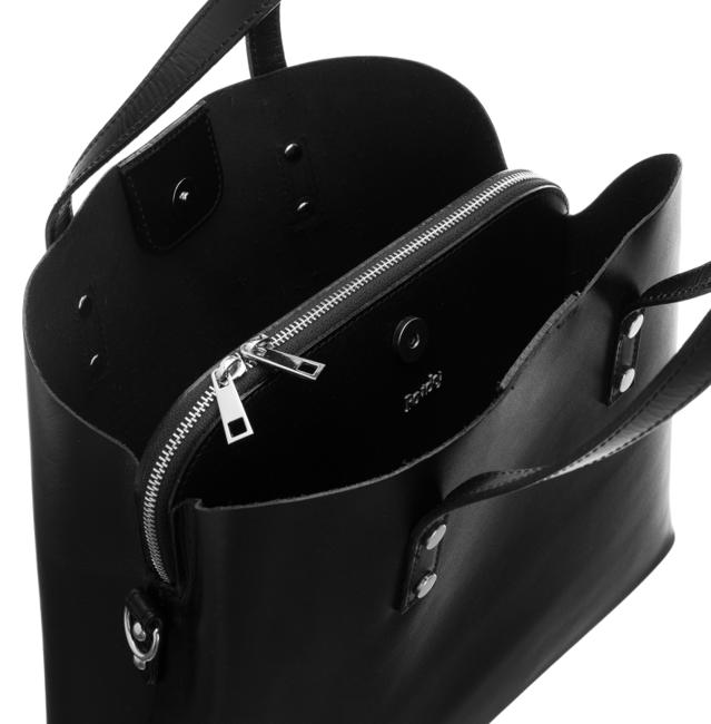 Kwadratowy koszyk czarny  Rovicky TWR-61