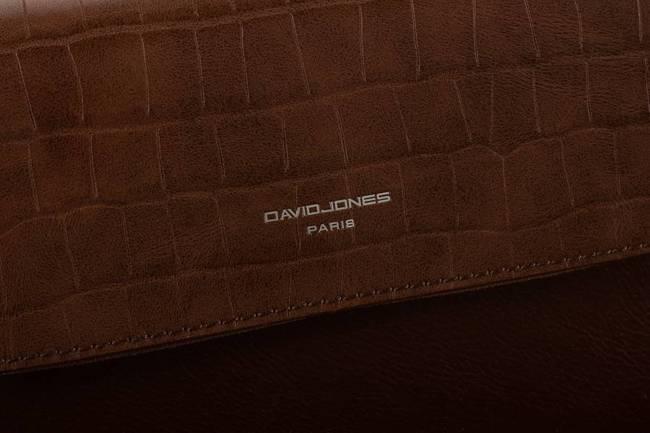 Listonoszka brązowa David Jones CM6210 BROWN