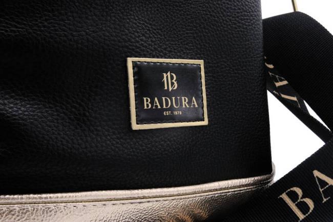 Listonoszka damska Badura czarna Badura T_D230CZ_CD