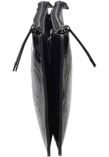 Listonoszka damska czarna Nobo NBAG-K3980-C020