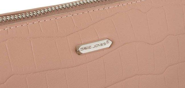 Listonoszka damska różowa David Jones CM6016 ROSE