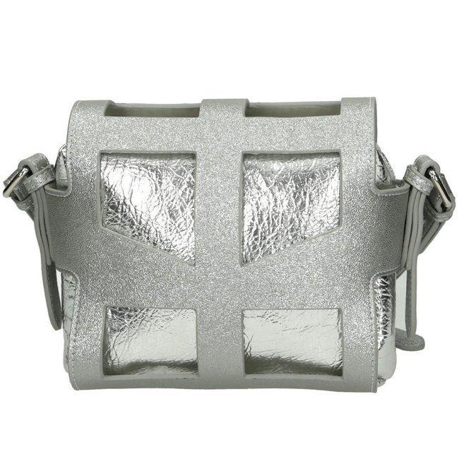 Listonoszka damska srebrna Nobo NBAG-J4104-C022