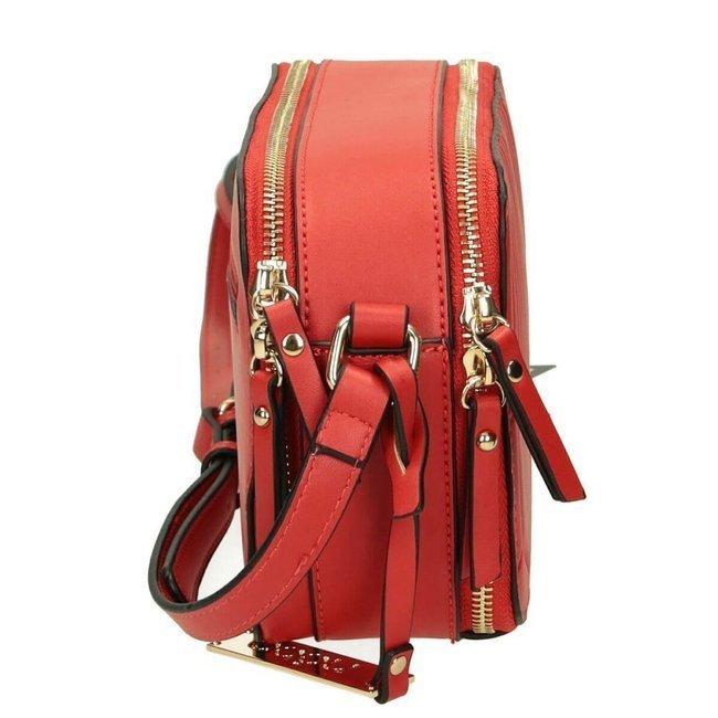 Listonoszka damska torebka Nobo czerwona J0020