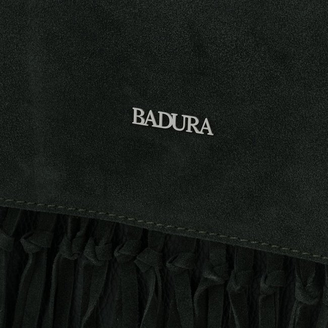 Listonoszka damska zielona boho Badura T_D186ZI_CD