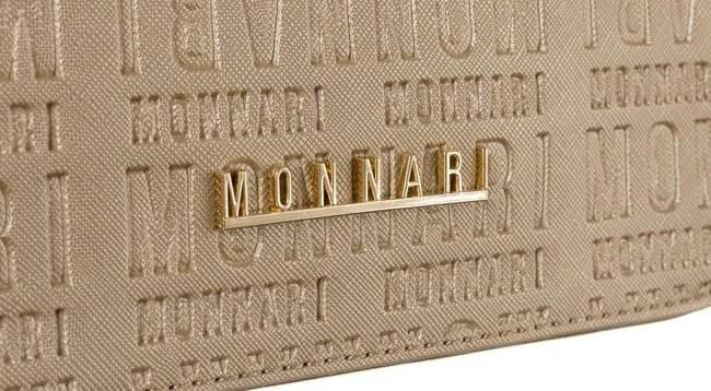 Listonoszka damska złota Monnari BAG1760-023