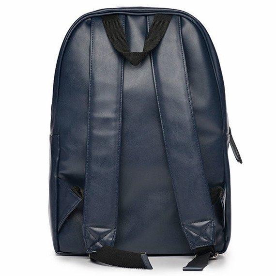 Męski plecak miejski na laptopa Solier SR01 FORRES granatowy