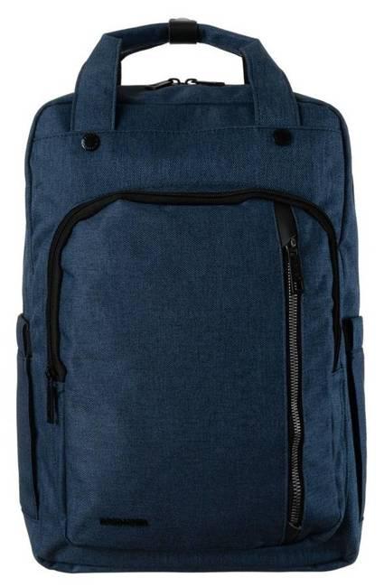 Miejski plecak unisex granatowy David Jones PC036 D.BLUE