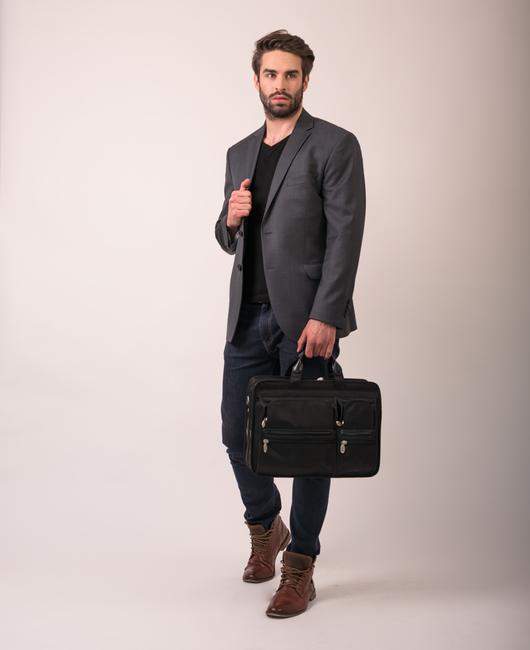 "Nylonowa torba na laptopa 15,6"" Mcklein Hubbard 58435"