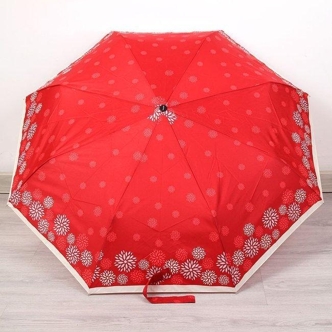 Parasol składany DOPPLER PA156 czerwony