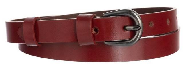 Pasek damski czerwony Badura PBD-2-A-105-8471 RED