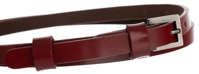 Pasek damski czerwony Rovicky  PRD-1-N-105-0249 RED