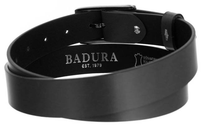 Pasek damski szary Badura PBD-3-A-105-8563 GRA