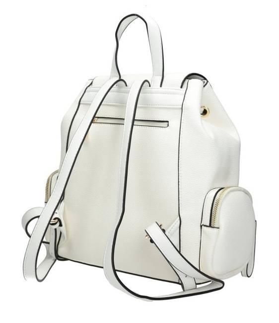 Plecak damski biały Nobo NBAG-K2500-C000