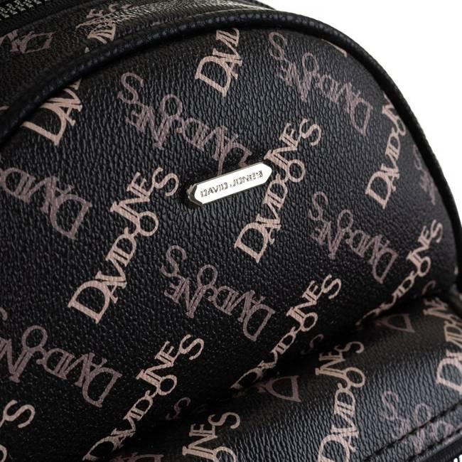 Plecak damski brązowy David Jones CH21019 D.BROWN