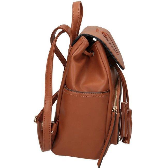 Plecak damski brązowy NOBO NBAG-J3320-C017