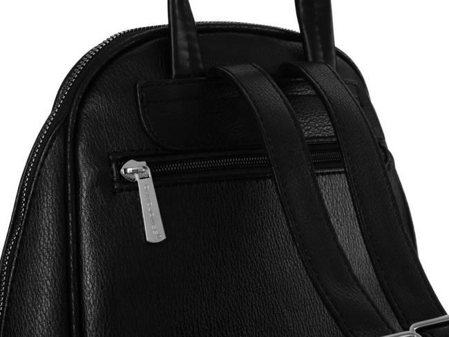 Plecak damski czarny David Jones CM6014 BLACK