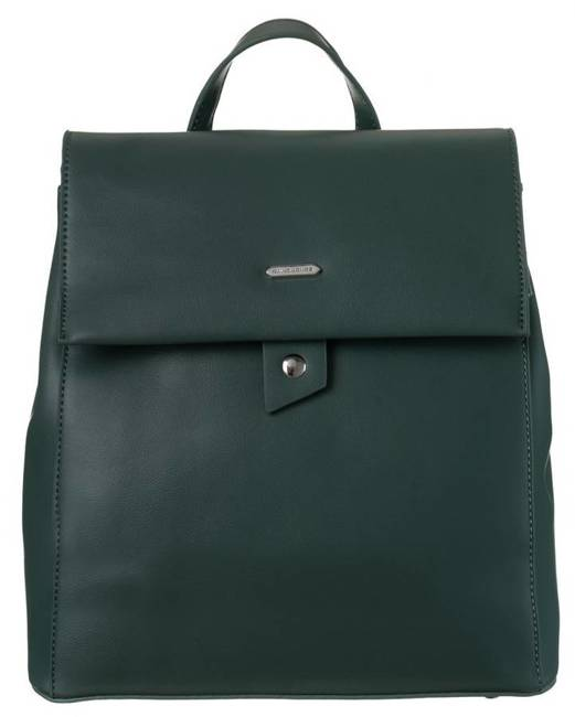 Plecak damski zielony David Jones CM6060 GREEN