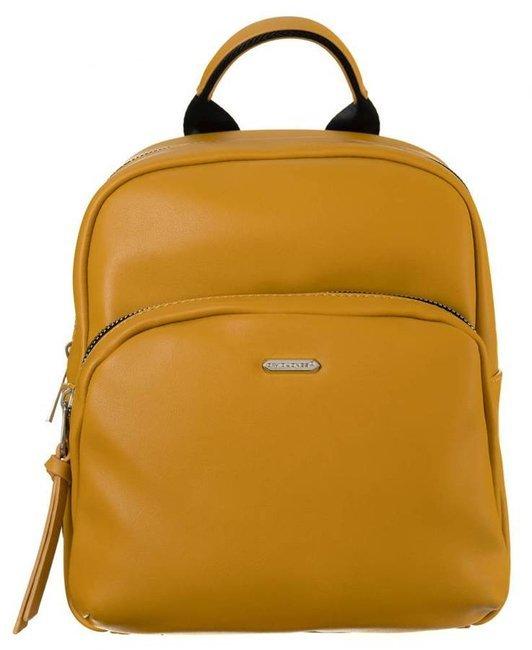 Plecak damski żółty David Jones CM6072 YELLOW