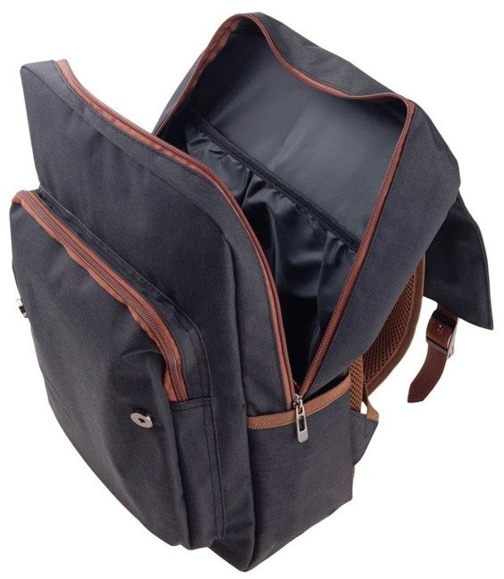 Plecak męski granatowy Rovicky NB0985-4504 NAVY