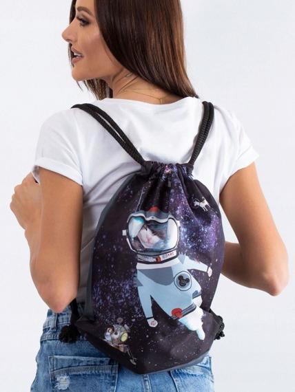 Plecak miejski worek Kosmos 039