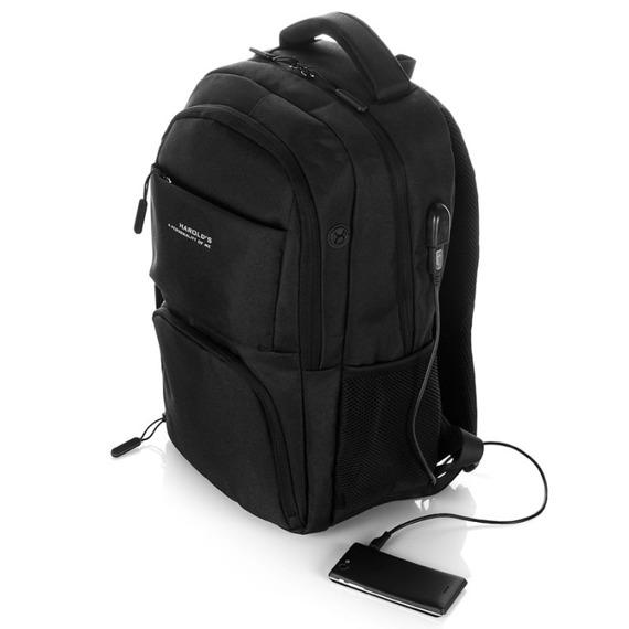 Plecak na laptopa Harold's 4082 czarny