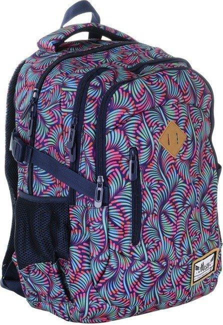 Plecak szkolny fioletowy Always Wild HS-13 HASH