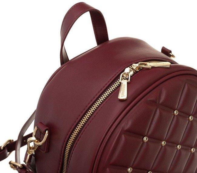 Plecak torebka 2w1 bordowy Monnari BAG3890-005