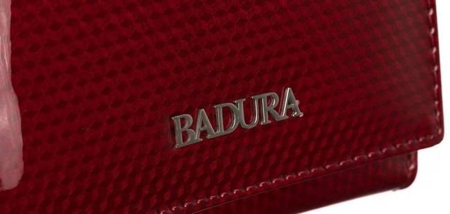 Portfel damski bordowy Badura B-41374P-SBR