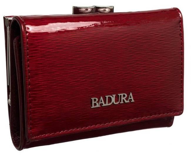 Portfel damski czerwony Badura B-41374P-SH