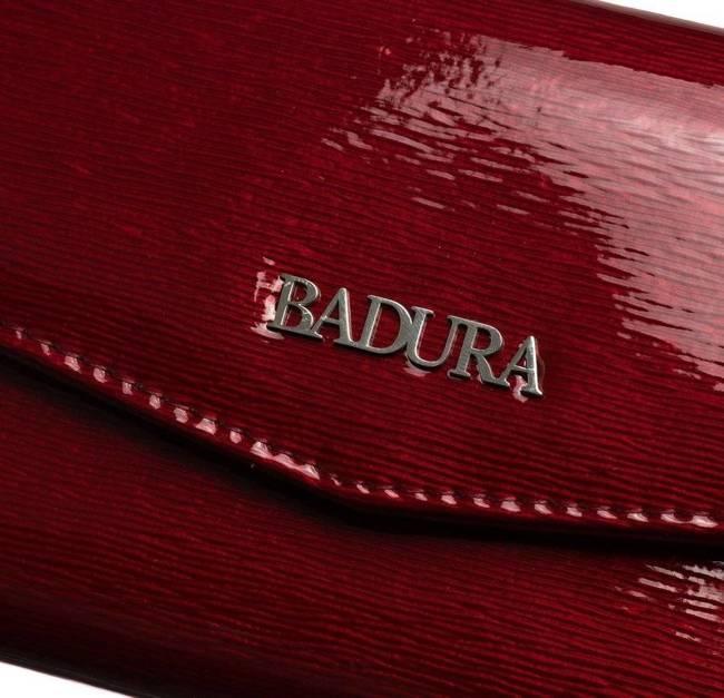 Portfel damski czerwony Badura B-43877P-SH