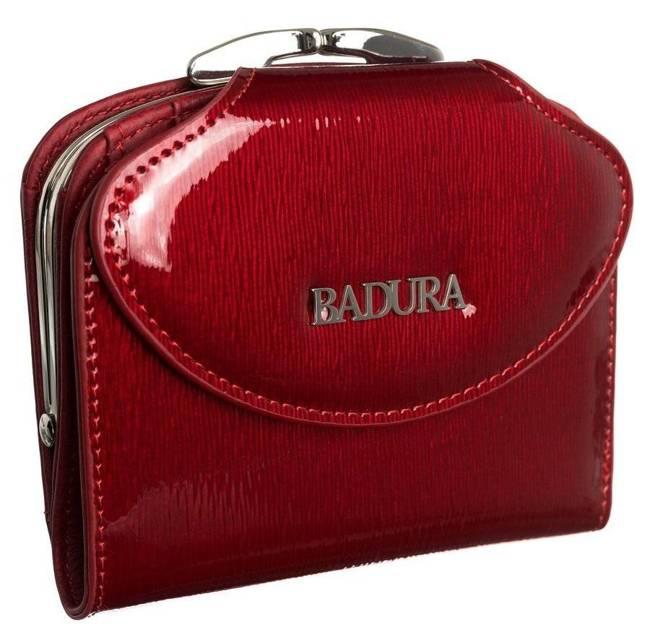 Portfel damski czerwony Badura B-55180P-SH