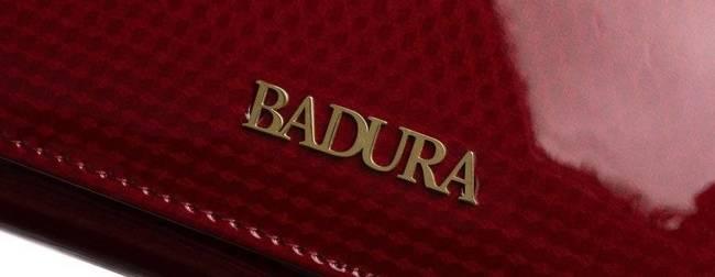 Portfel damski czerwony Badura B-8806P-SBR
