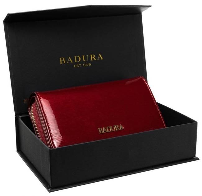 Portfel damski czerwony Badura B-8806P-SH