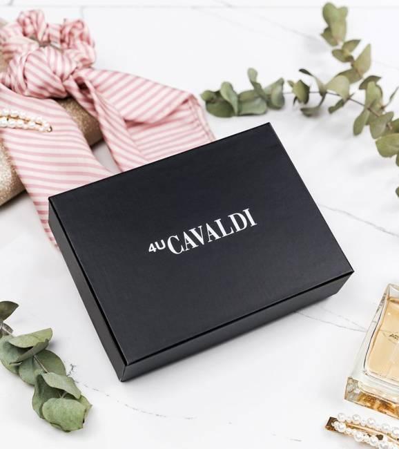 Portfel damski różowy Cavaldi RD-09-GCL SALMON