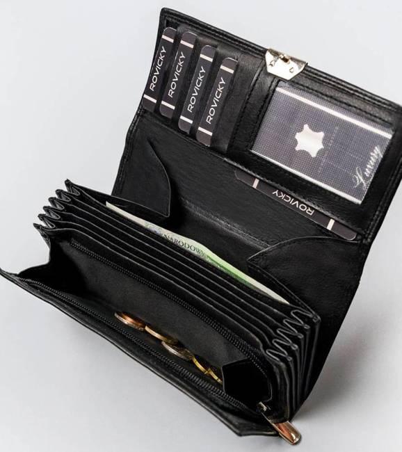 Portfel kelnerski czarny Cavaldi 107-CNP-1770 BLACK
