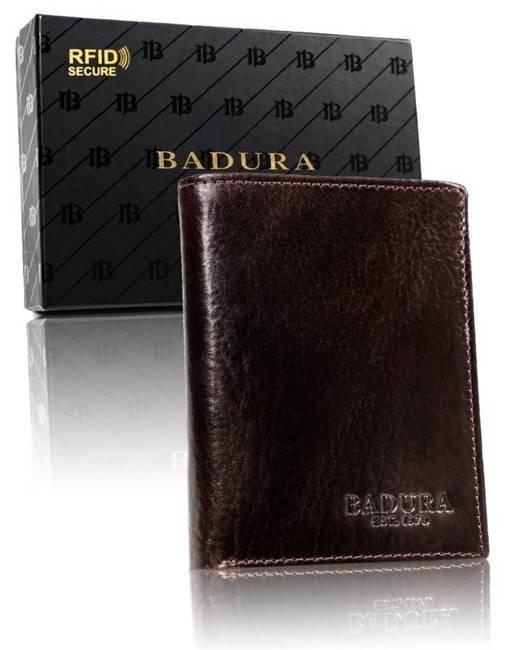Portfel męski brązowy Badura PO_M039BR_CE