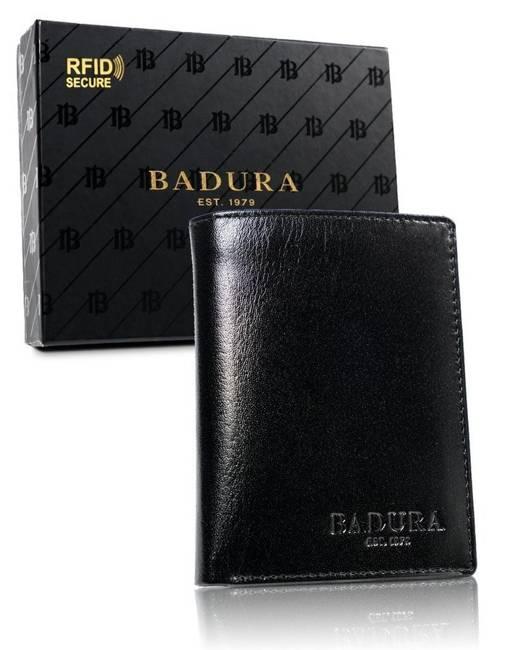 Portfel męski czarna Badura PO_M070CZ_CE