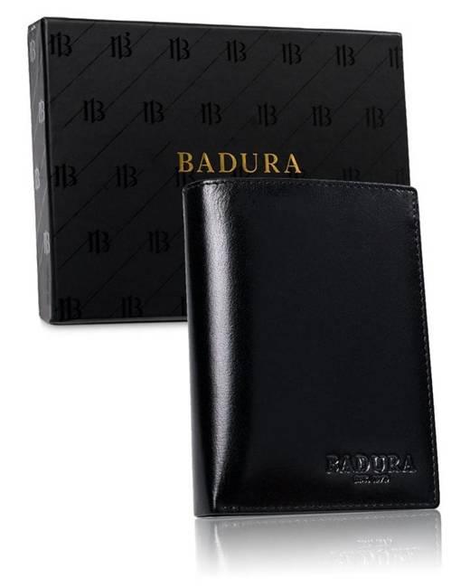 Portfel męski czarny Badura PO_M090CZ_CE