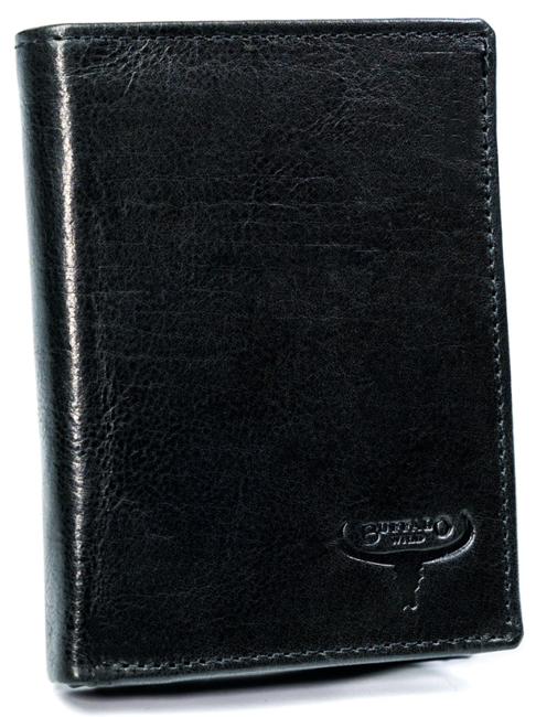 Portfel męski czarny Buffalo Wild D1072-VTU BLACK