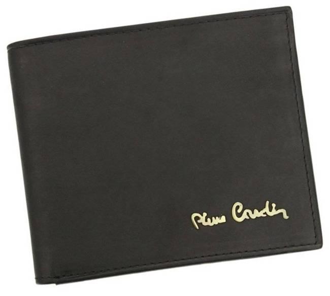 Portfel męski czarny Pierre Cardin 8824 TILAK28 NERO RF