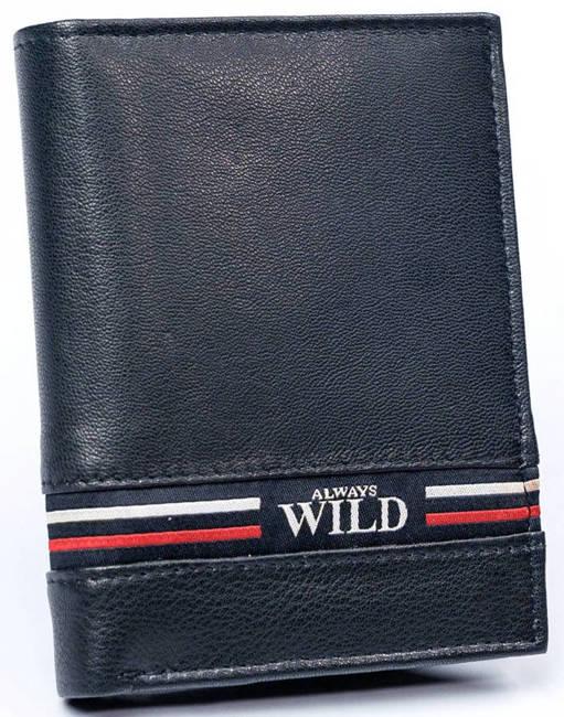 Portfel męski granatowy Always Wild N4-GV-7788 NAVY
